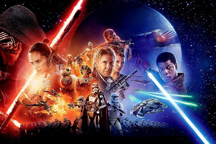 La franchise Star Wars sur Disney+